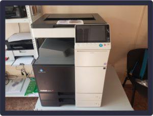 Приехало несколько новых принтеров 04.10.2018 г.