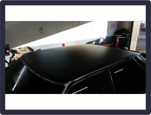 Наклейка на крышу автомобиля 22.11.2018 г.