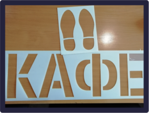 Изготовление трафаретов от 27.09.2019